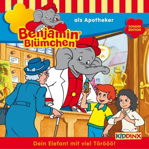 Benjamin Blümchen als Apotheker (Sonderedition) von Benjamin Blümchen