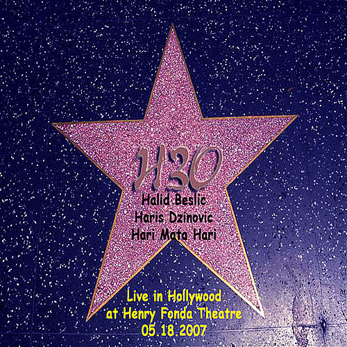 H30 / Live In Hollywood de Haris Dzinovic