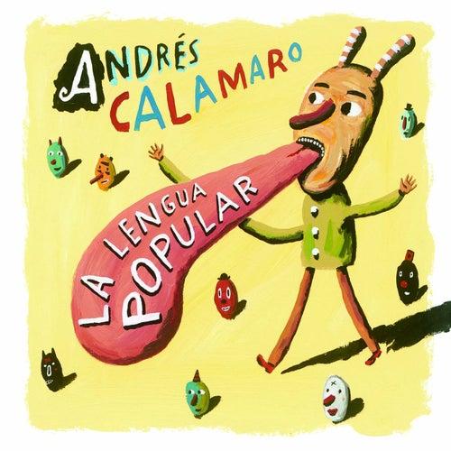 La lengua popular de Andres Calamaro