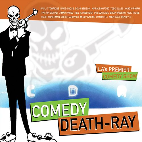 Comedy Death Ray de Various Artists