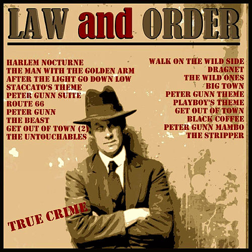 Law and Order von Various Artists