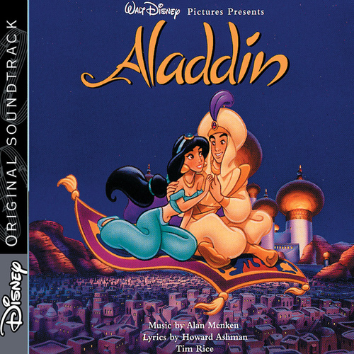 Aladdin (Original Motion Picture Soundtrack) by Alan Menken
