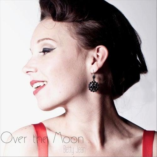 Over the Moon de Betty-Jean