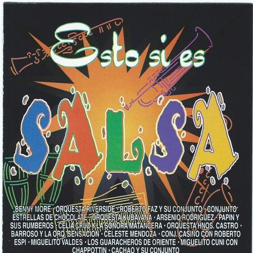 Esto Si Es Salsa de Various Artists