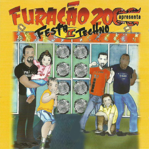 Festa Techno, Vol. 2 by Various Artists