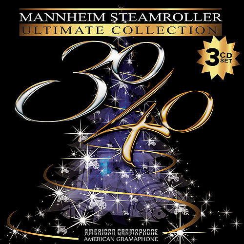 30/40 Ultimate Collection de Mannheim Steamroller