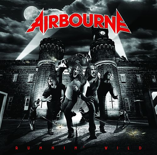 Runnin' Wild von Airbourne