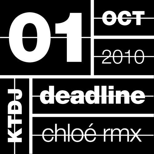 Ktdj Deadline 01: The One in Other (Remixes) de Chloé