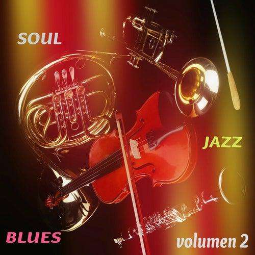 Soul Jazz Blues Vol. 2 de Various Artists