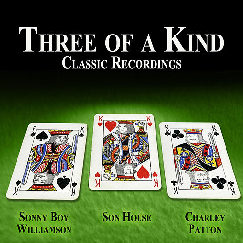Three of a Kind - Classic Recordings de Various Artists