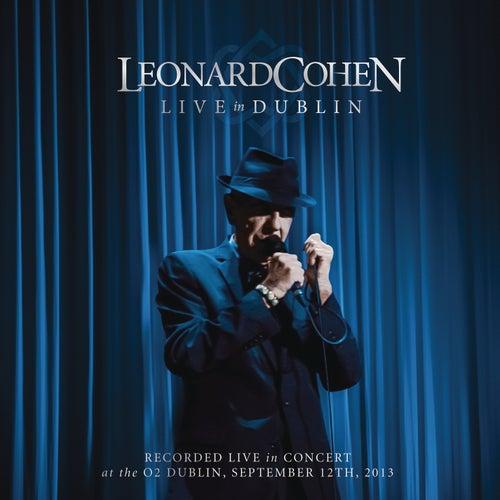 Live In Dublin von Leonard Cohen