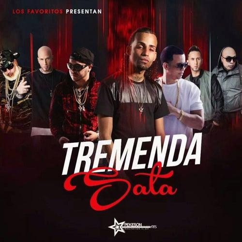 Tremenda Sata Pt. 3 (Remix) de Dj Luian