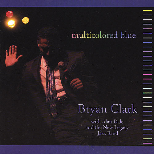 Multicolored Blue by Bryan Clark