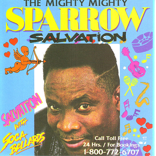Salvation #2 by The Mighty Sparrow