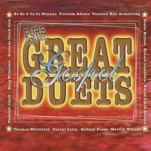 Pure Gospel - Great Gospel Duets de Various Artists