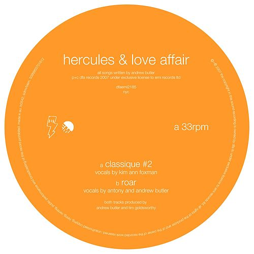 Classique # 2 by Hercules And Love Affair