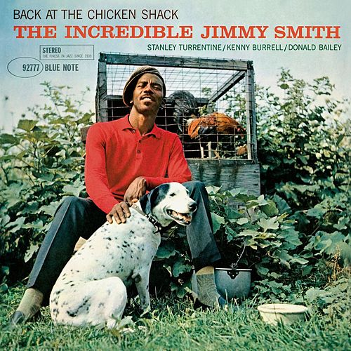 Back At The Chicken Shack (Rudy Van Gelder Edition) de Jimmy Smith