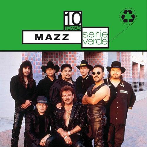 Serie Verde- Mazz by Jimmy Gonzalez y el Grupo Mazz