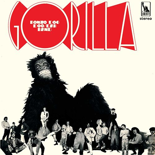 Gorilla by Bonzo Dog Band