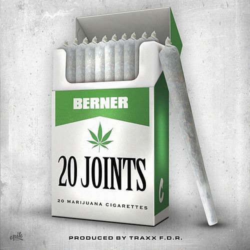 20 Joints - Single by Berner