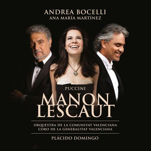 Puccini: Manon Lescaut de Andrea Bocelli
