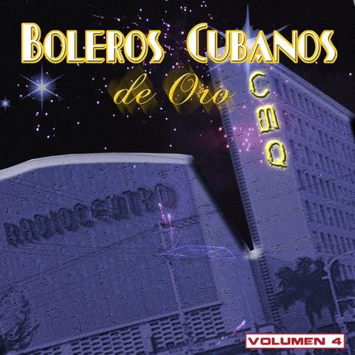 Boleros Cubanos De Oro, Vol. 4 de Various Artists
