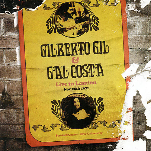 Live In London '71 (Vol. 2) de Gilberto Gil