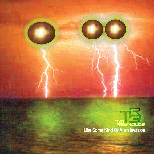 Like Some Kind of Alien Invasion by Tr3