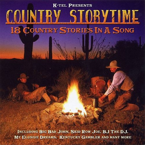 Country Story Time by Various Artists