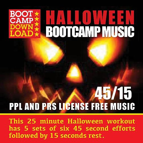 Halloween Workout Music for Bootcamp 45 / 15 (Ppl &    by