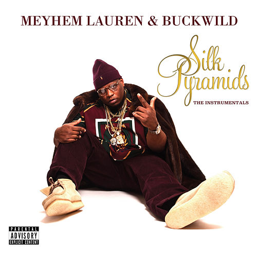 Silk Pyramids (The Instrumentals) by Buckwild