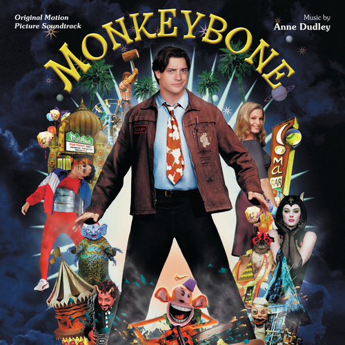 Monkeybone (Original Motion Picture Soundtrack) by Anne Dudley