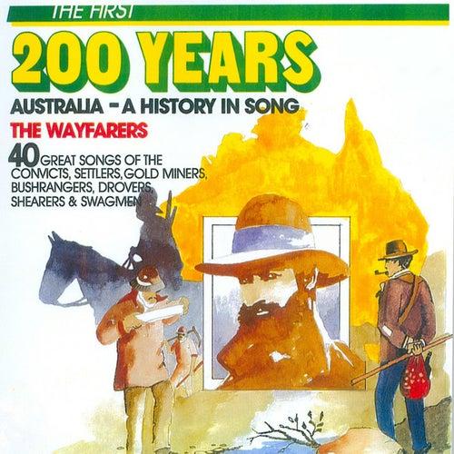 The First 200 Years von The Wayfarers