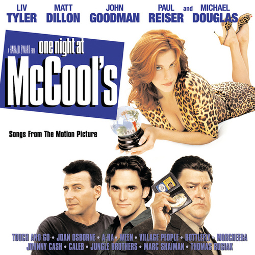 One Night At McCool's (Songs From The Motion Picture) de Grupo Caneo