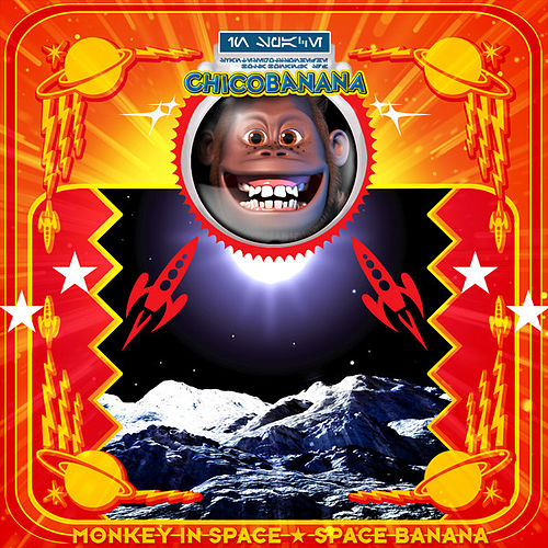 Monkey In Space - Single by ChicoBanana