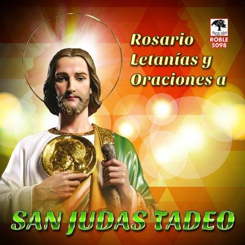 Rosario, letanías y oraciones a San Judas Tadeo de Paula González