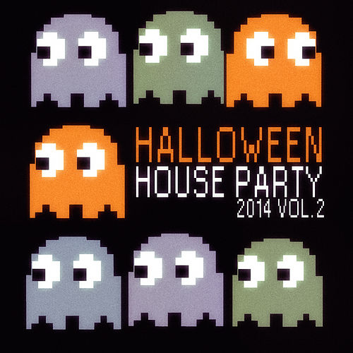 Halloween House Party 2014 Vol.2 (50 Best House Tracks) di Various Artists