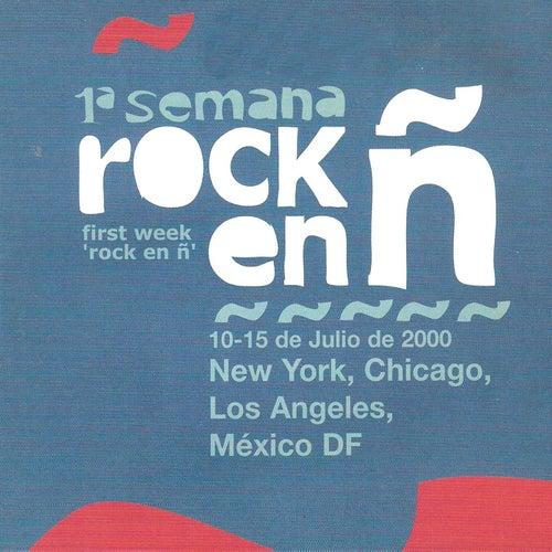 1ª Semana Rock en Ñ von Various Artists
