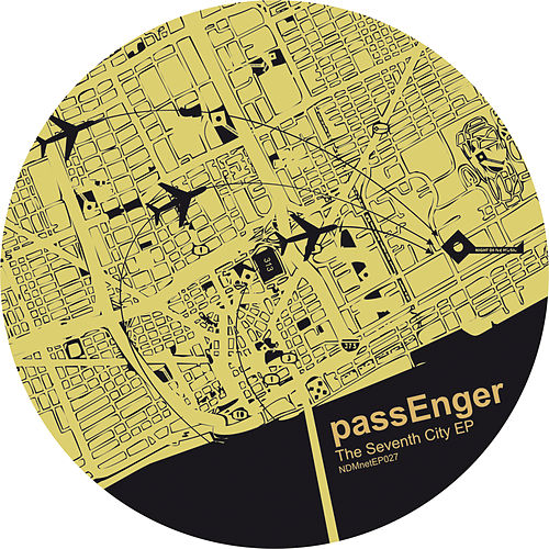 The Seventh City EP by Passenger 75