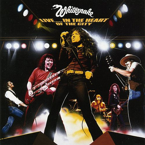 Live... In the Heart of the City de Whitesnake