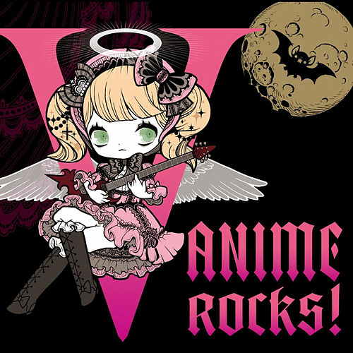 V-Anime Rocks! - Japanese Anime Songs Covered by V-Rockers von Various Artists