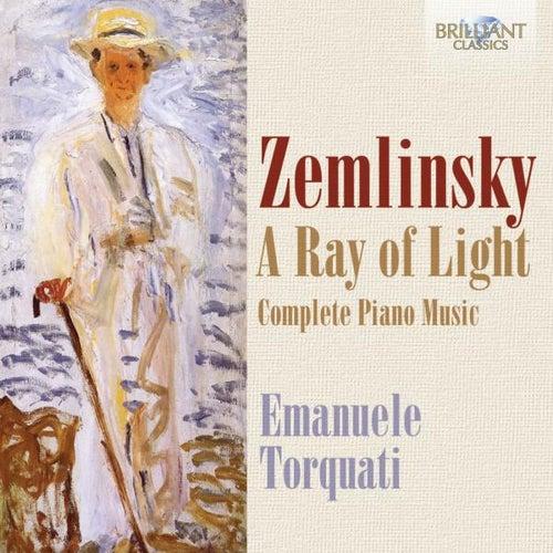 Zemlinsky: Complete Piano Music van Emanuele Torquati