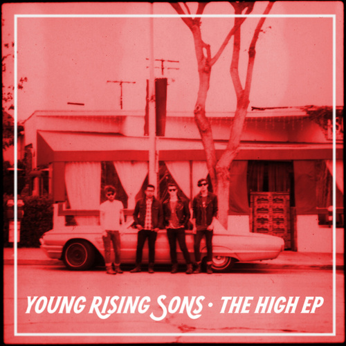 The High EP by Young Rising Sons