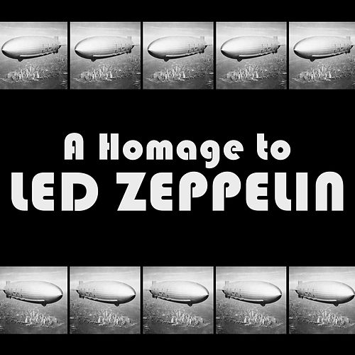 A Homage To: Led Zeppelin de Studio Sunset