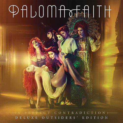 A Perfect Contradiction Outsiders' Edition (Deluxe) de Paloma Faith