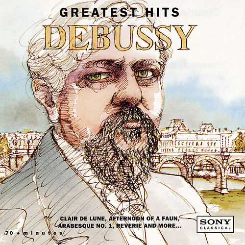 Debussy: Greatest Hits by Paul Crossley