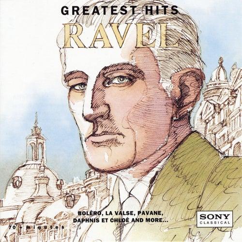 Greatest Hits Of Ravel by Branford Marsalis, Eugene Ormandy, Michael Tilson Thomas, Pierre Boulez