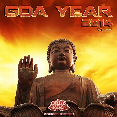 Goa Year 2014, Vol. 5 de Various Artists