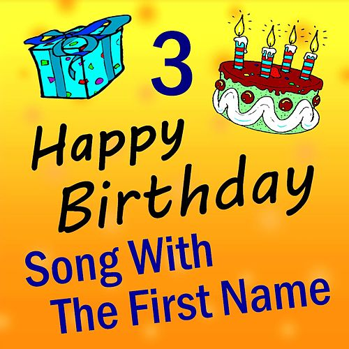 Song with the First Name, Vol. 3 de Happy Birthday