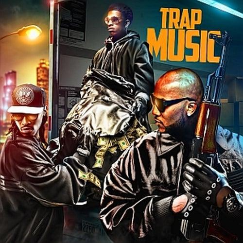 Trap Music (August Edition) de Various Artists